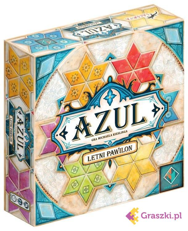 Azul: Letni pawilon // darmowa dostawa od 249.99 zł // wysyłka do 24 godzin! // odbiór osobisty w Opolu